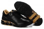 Adidas Porsche Design IV Leather Black Gold