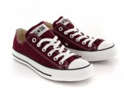 Converse Chuck Taylor All Star Low Bordo