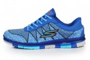 Skechers Go Flex Walk Blue