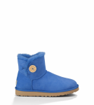 UGG Mini Bailey Button Light Blue