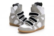 Сникеры Isabel Marant Copy Grey White