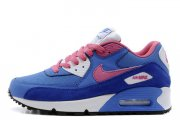 Nike Air Max 90 Dark Blue Pink White