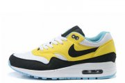 Nike Air Max 87 Citrine Yellow Gridiron White