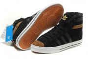 Adidas AdiTennis High Fur Black Brown