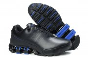 Adidas Porsche Design IV Leather Black Blue