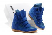 Сникеры Isabel Marant Copy Blue