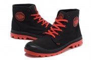 Palladium Pampa Hi Black Red