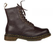 "DR. MARTENS 1460 BROWN SMOOTH ""VEGAN"""