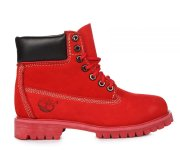 Timberland 6 inch Ruby Red W