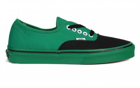 Vans Chukka Low Green Black