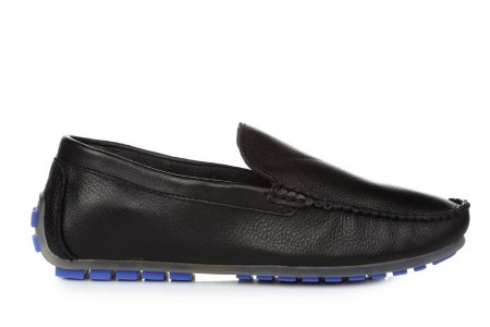 Clarks Classic Moccasin Black M