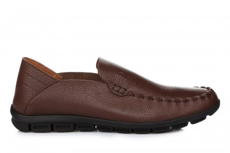 Clarks Casual Moccasin Brown M
