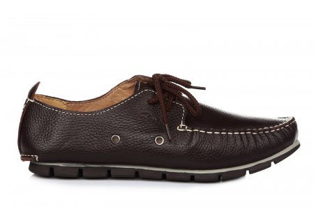 Clarks Casual Boat Brown M