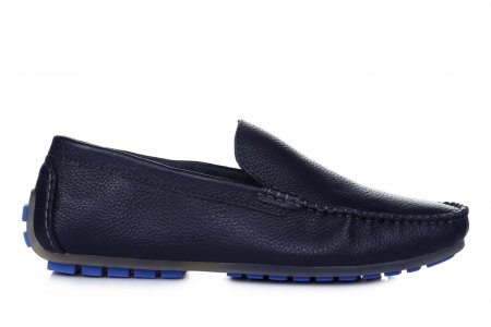 Clarks Classic Moccasin Blue M