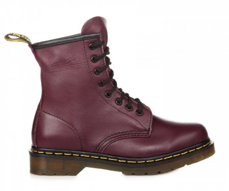 DR. MARTENS 1460 PURPLE SMOOTH VEGAN