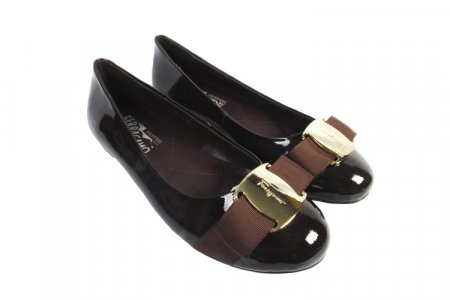 Salvatore Ferragamo Simple Brown