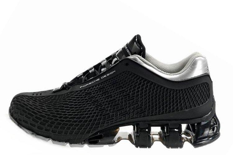 8b50556d Adidas Porsche Design Rubber Black Grey, купить обувь Адидас в Киеве ...