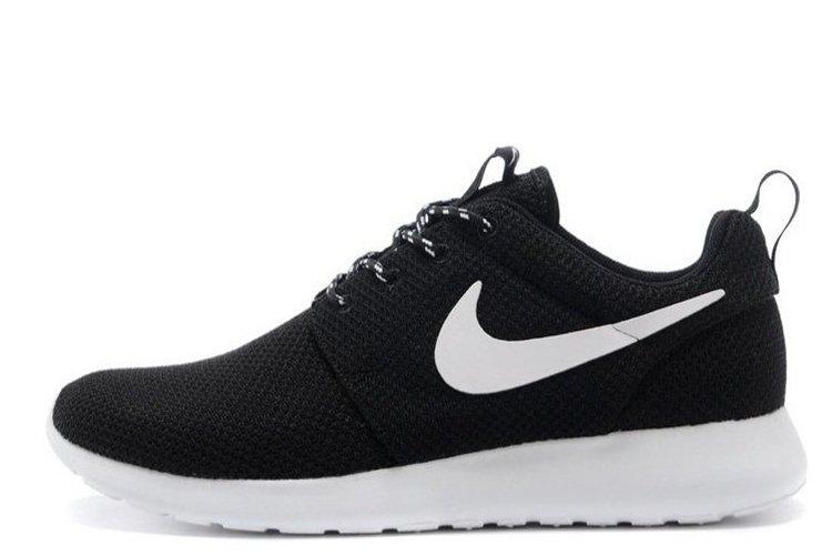 Nike Roshe Run II Black White W, купить обувь Найк в Киеве