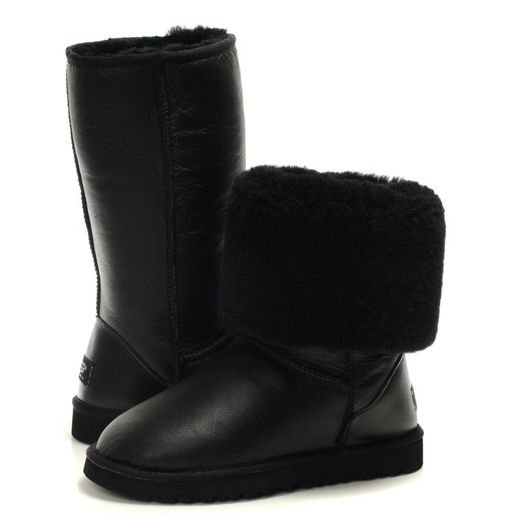 1bdf9bed6b4 ugg classic tall metallic black