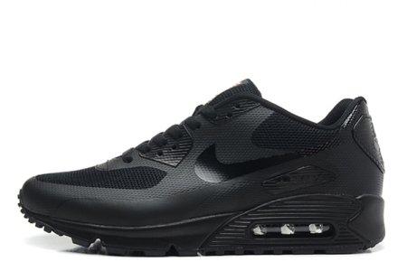 64d0ab372a70 Nike Air Max 90 Hyperfuse Black, купить обувь Найк в Киеве  цена ...