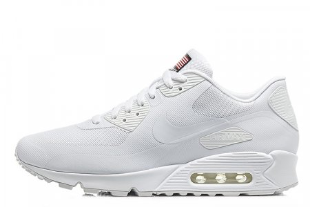 Nike Air Max 90 Hyperfuse White USA d9d49fccdb7c9